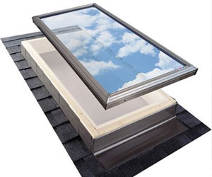 Coupe velux